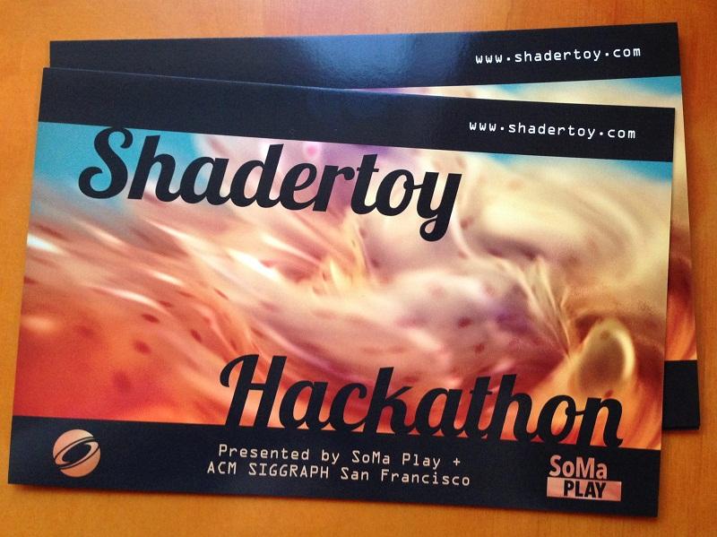 Shadertoy - The Online Shader Editor